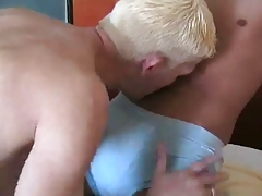 2 ass LICKING and BARE pounding