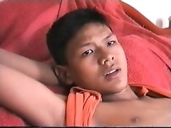 Cute Young Thai Boy