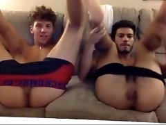 Athletic Italian Boys Go Gay OnCam,Fucking Hot Pink Assholes